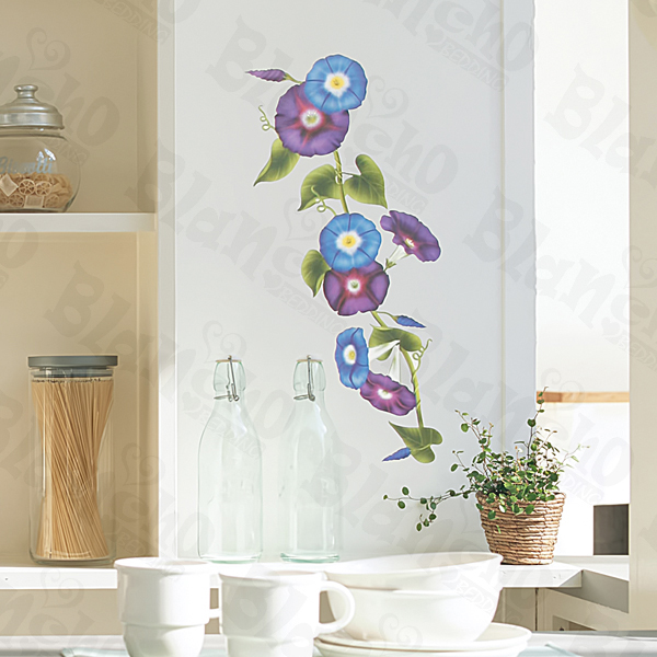 Lily Wall Stickers / Decals / Appliques / Murals - For Room Wall